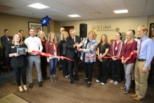 St. Luke's Center for Diagnostic Imaging Ribbon Cutting Ceremony